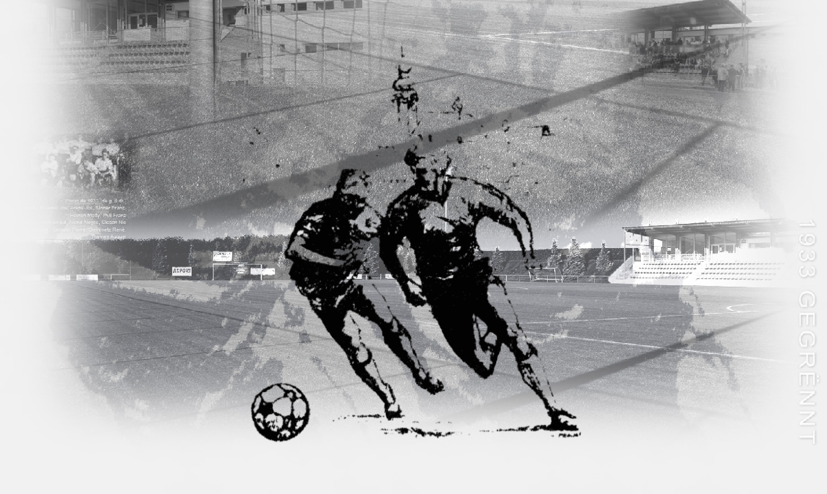 Championnatsmatch FC RACING TROISVIERGES - Jeunesse Gilsdorf