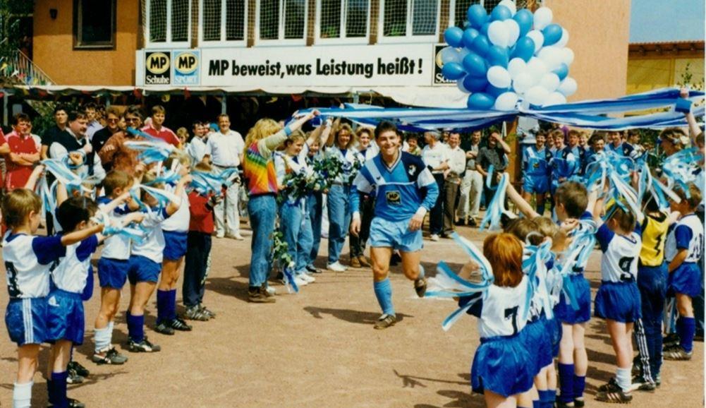 Die größten sportlichen Erfolge des SCH seit der Wiedergründung des Vereins im Jahre 1950