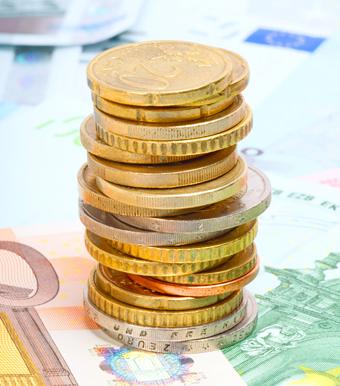 Kasse Geld