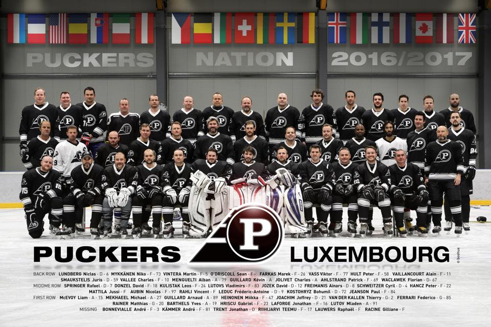 Puckers Nation 2016-2017