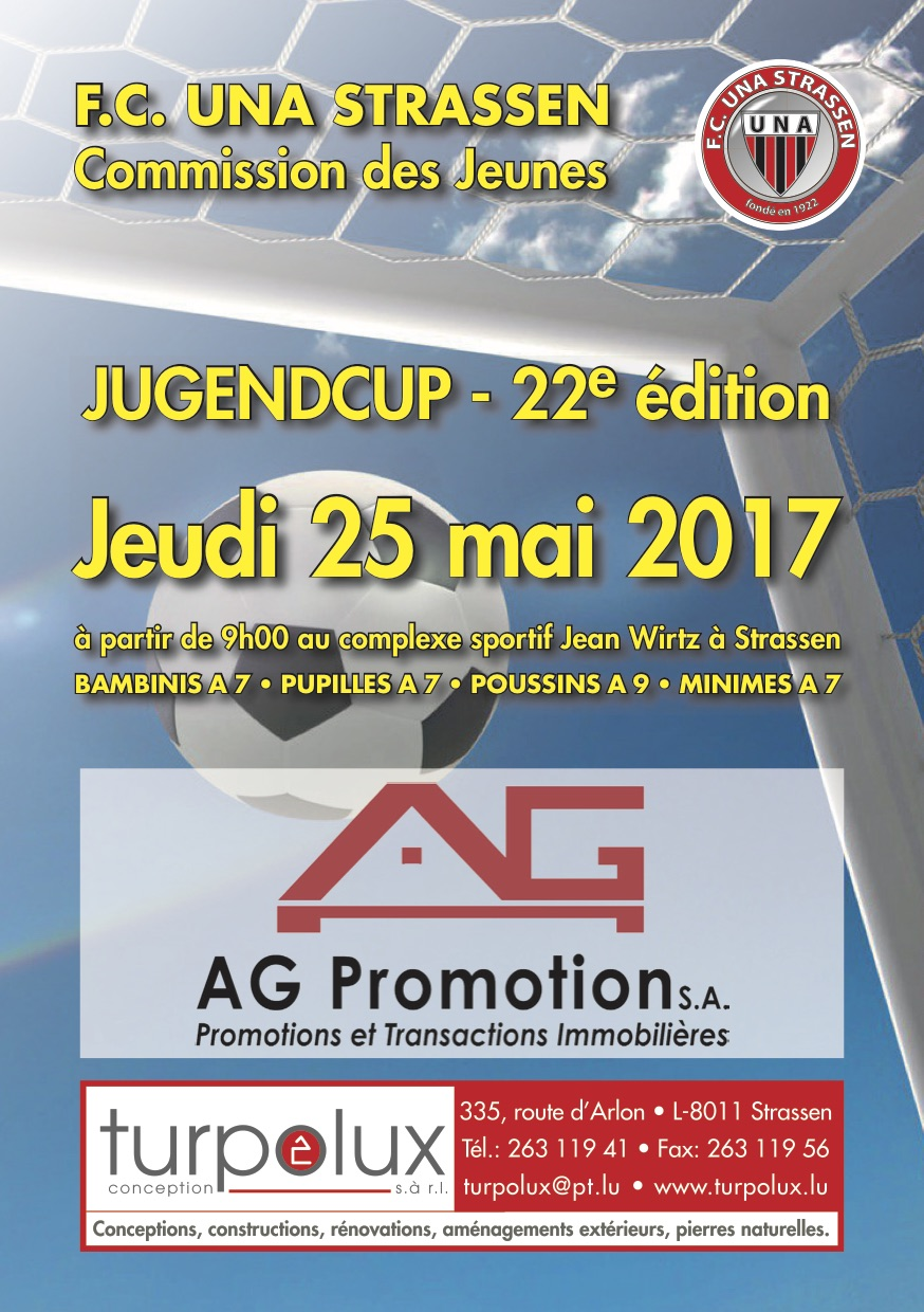 TURPOLUX / AG Promotions Jugendcup 2017