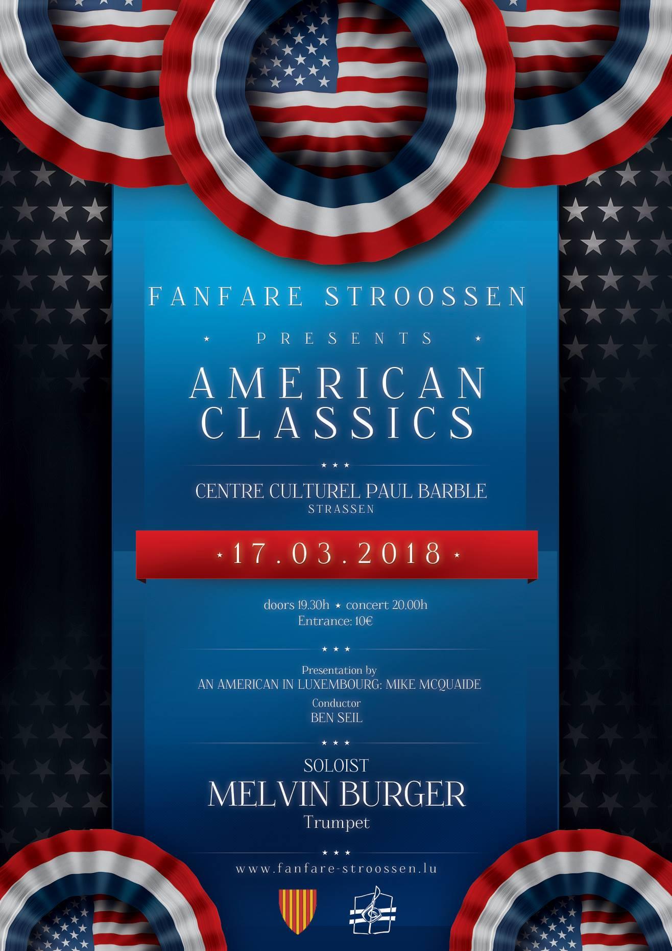 Gala Concert: American Classics
