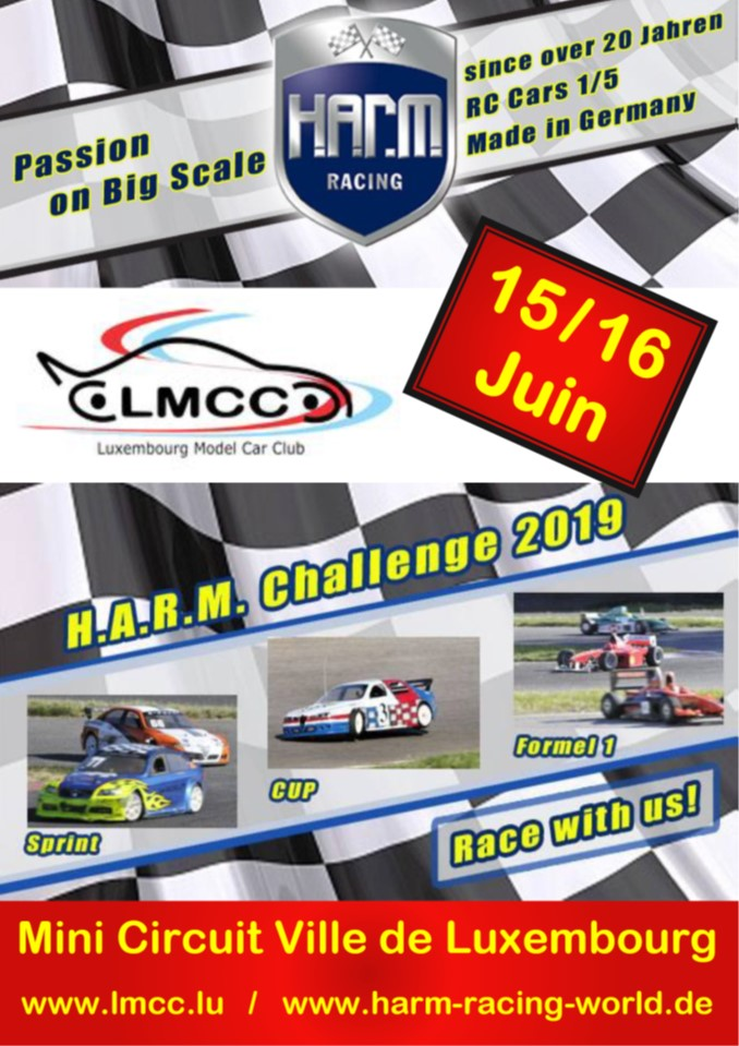 HARM Challenge 1/5