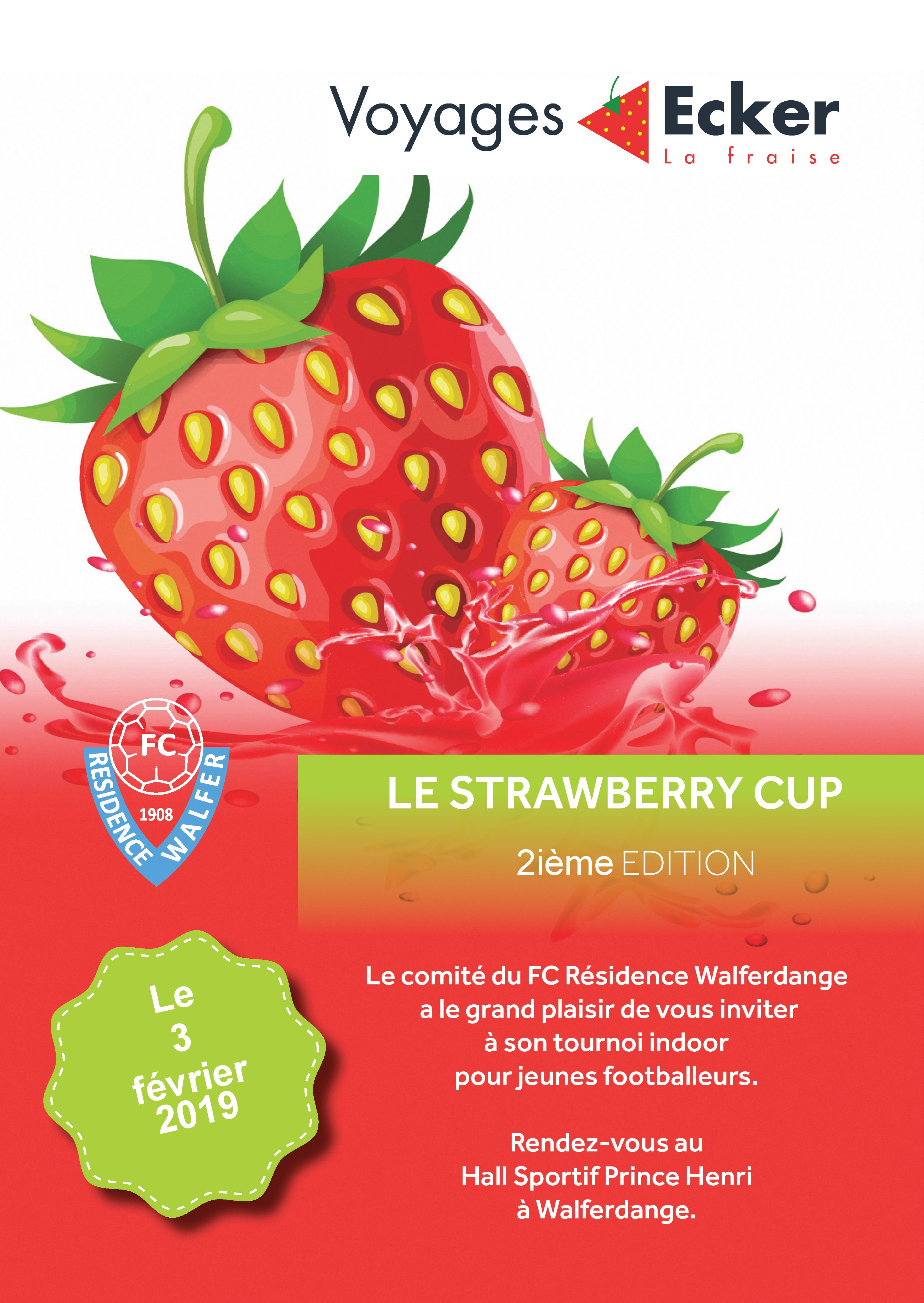 Strawberry Cup 2018 Voyage Ecker