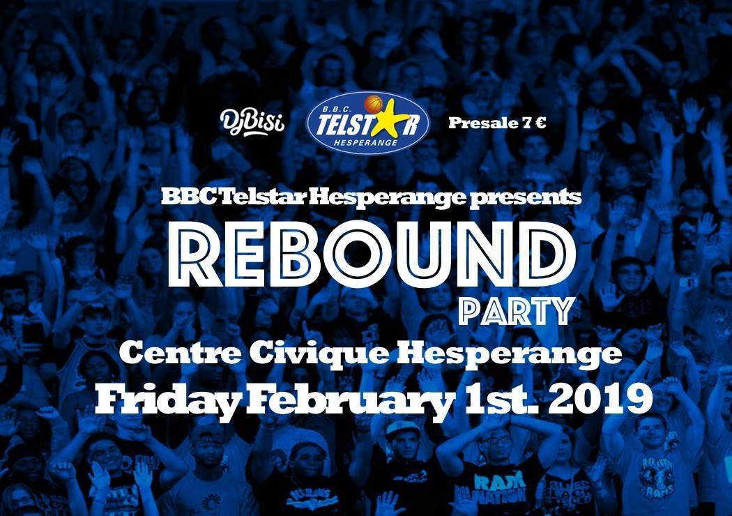 Rebound Party 2019