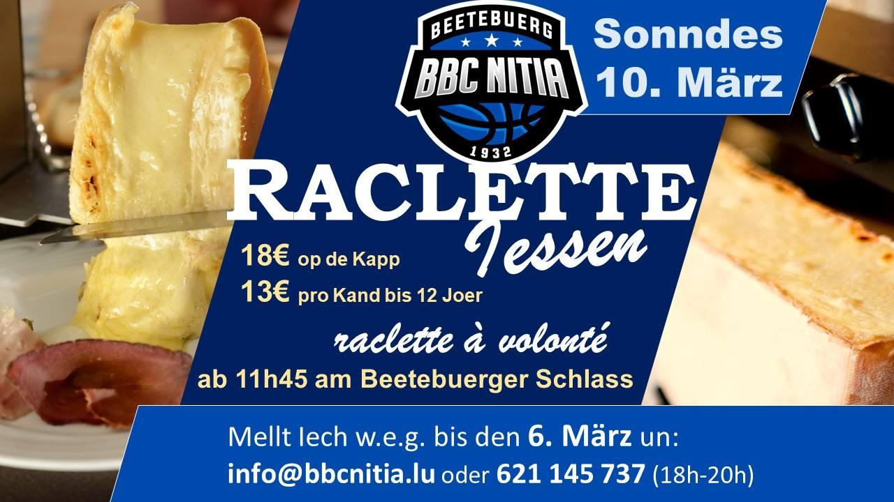 Raclette Iessen