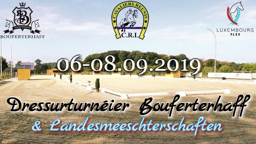 Dressurturnier Bouferterhaff + Landesmeisterschaften