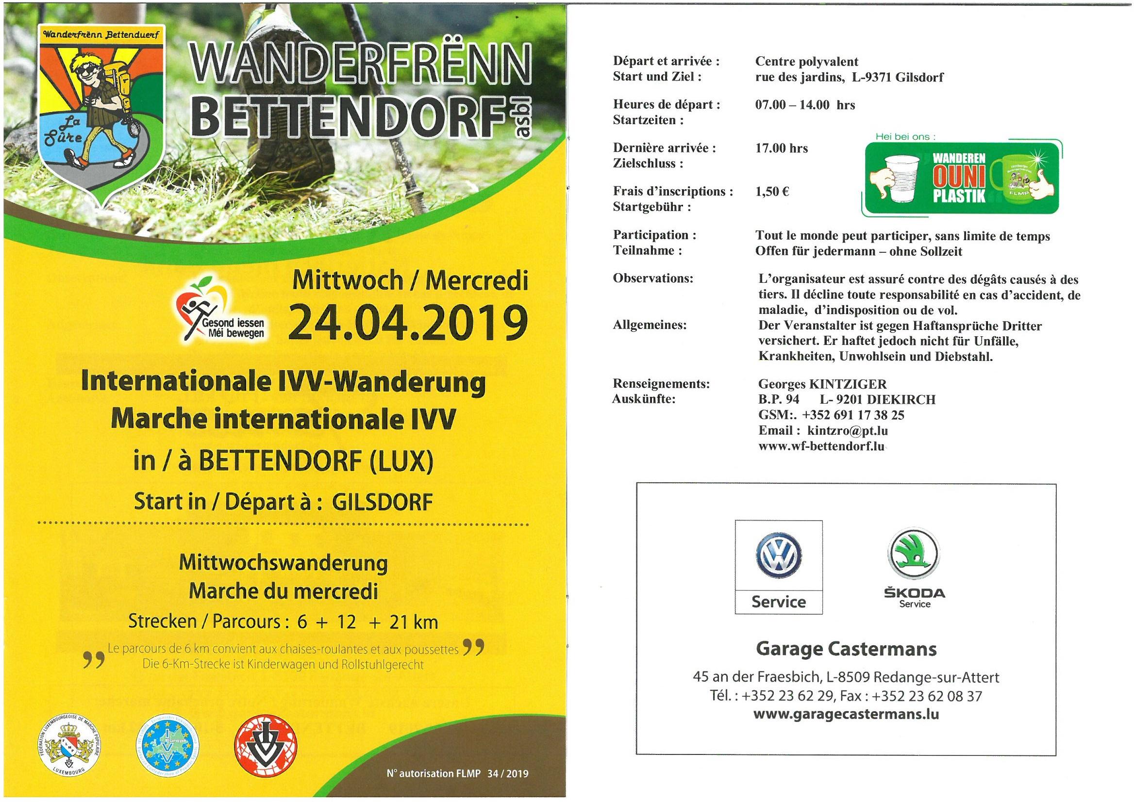 IVV Gilsdorf