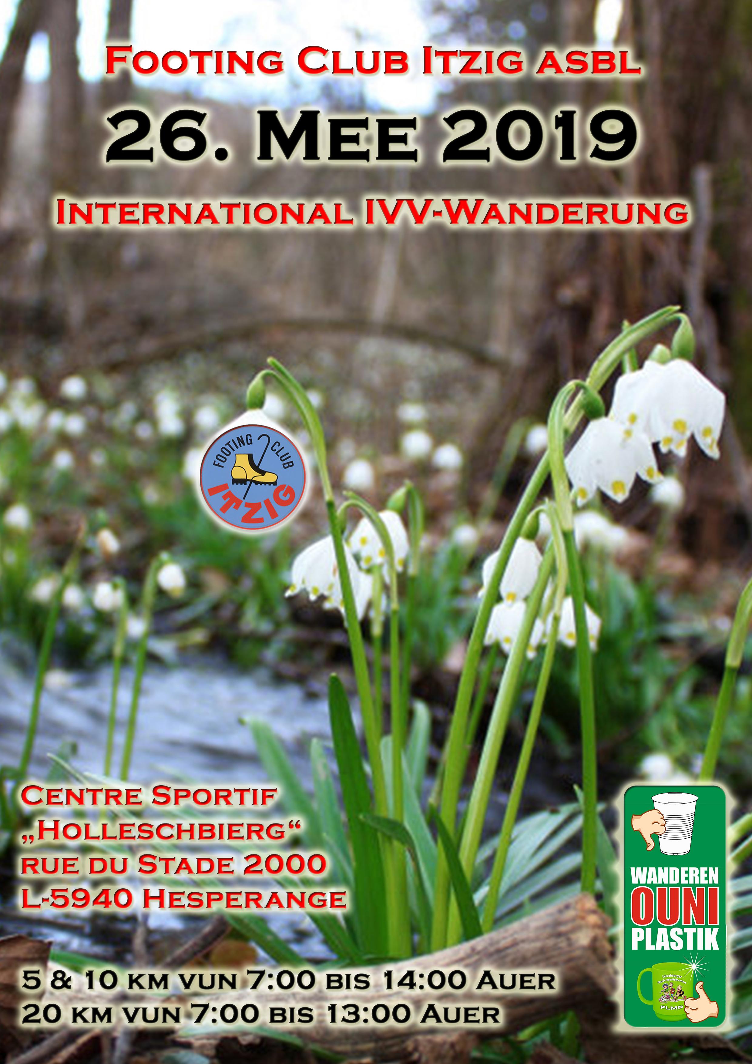 International Wanderung