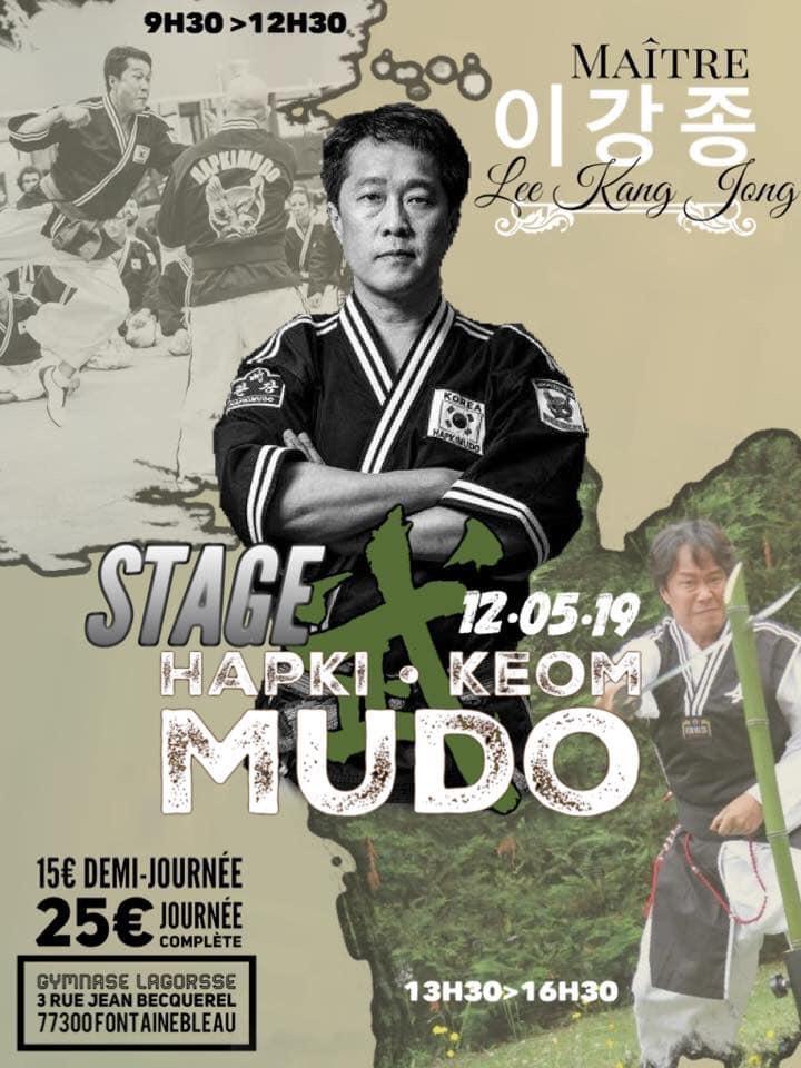 Stage HAPKI - KEOM MUDO