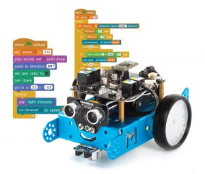 Coding & mBot Atelier   (Anfängerkurs)