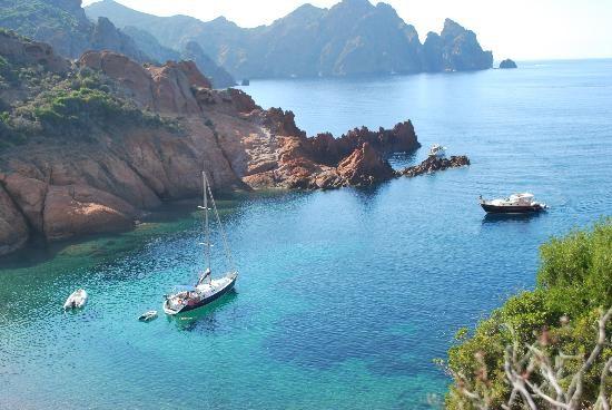 Stage de plongée en Corse
