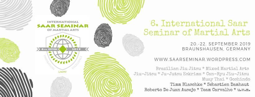 6. International Saar Seminar of Martial Arts