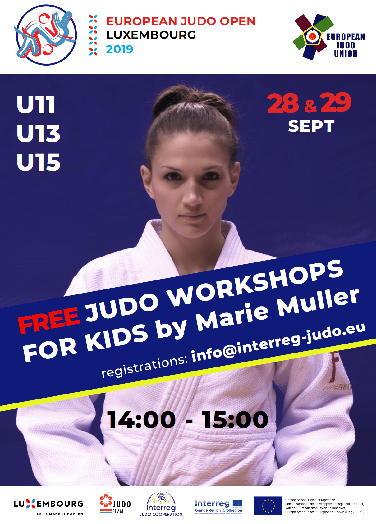 Free Workshops for Kids by Marie Muller