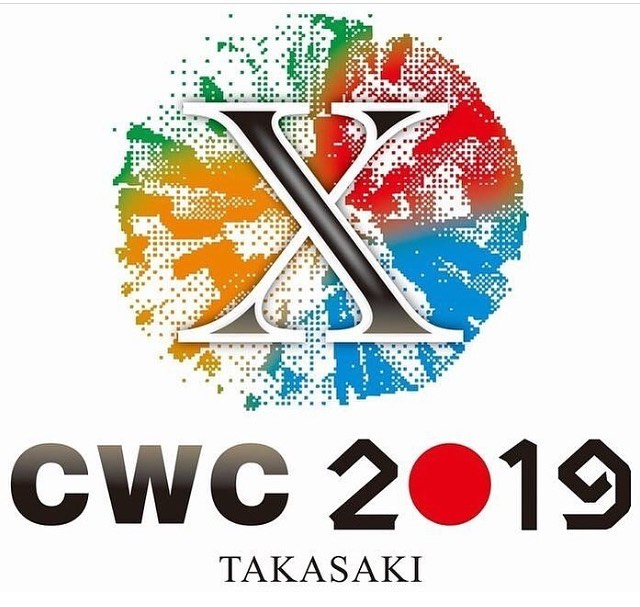 10th CHEERLEADING WORLD CHAMPIONSHIP @ TAKASAKI, JAPAN