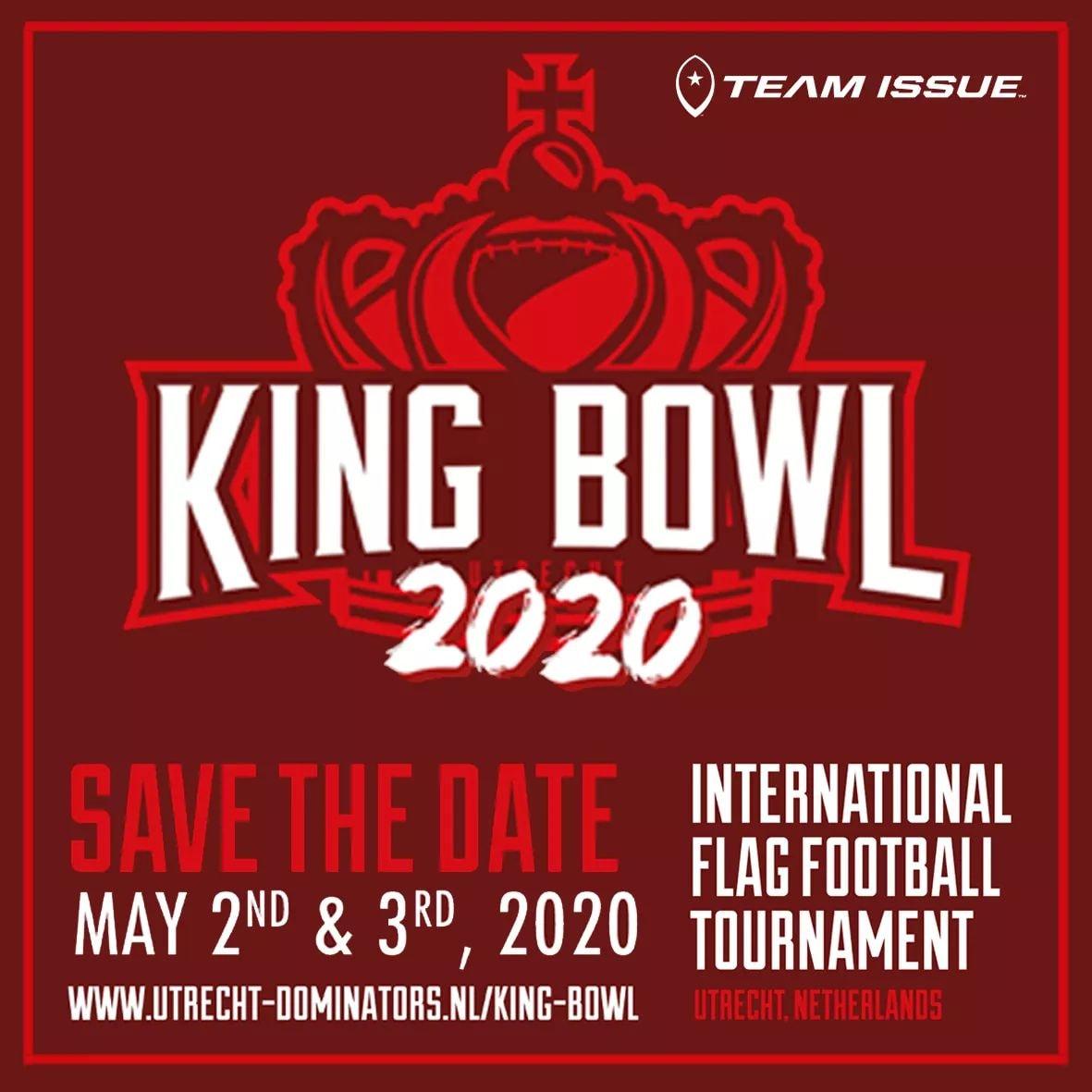KING BOWL 2020 @ UTRECHT, NL