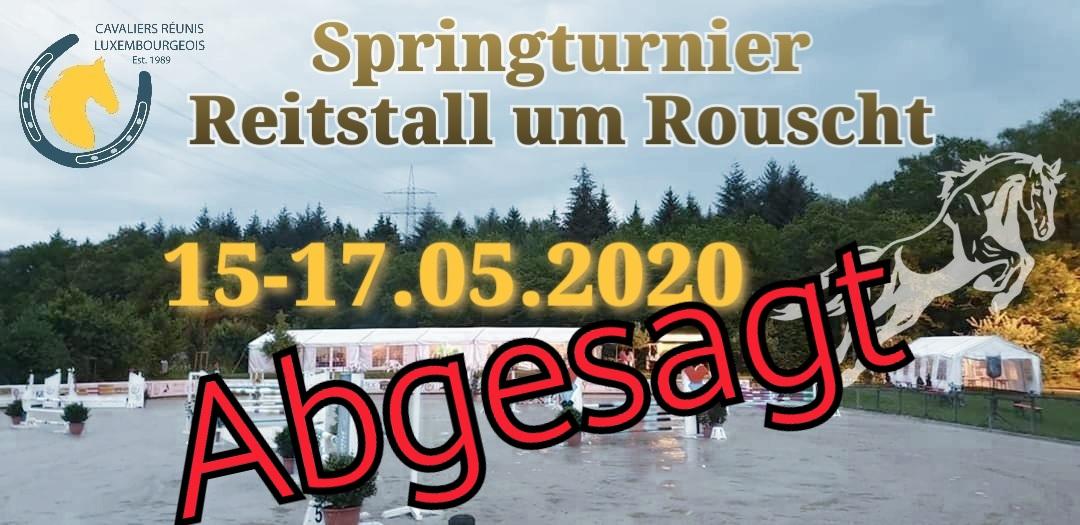 Springturnier Roost