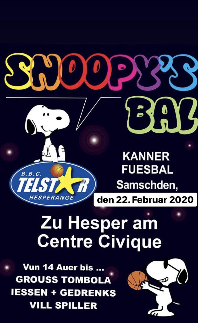 Snoopy's Bal