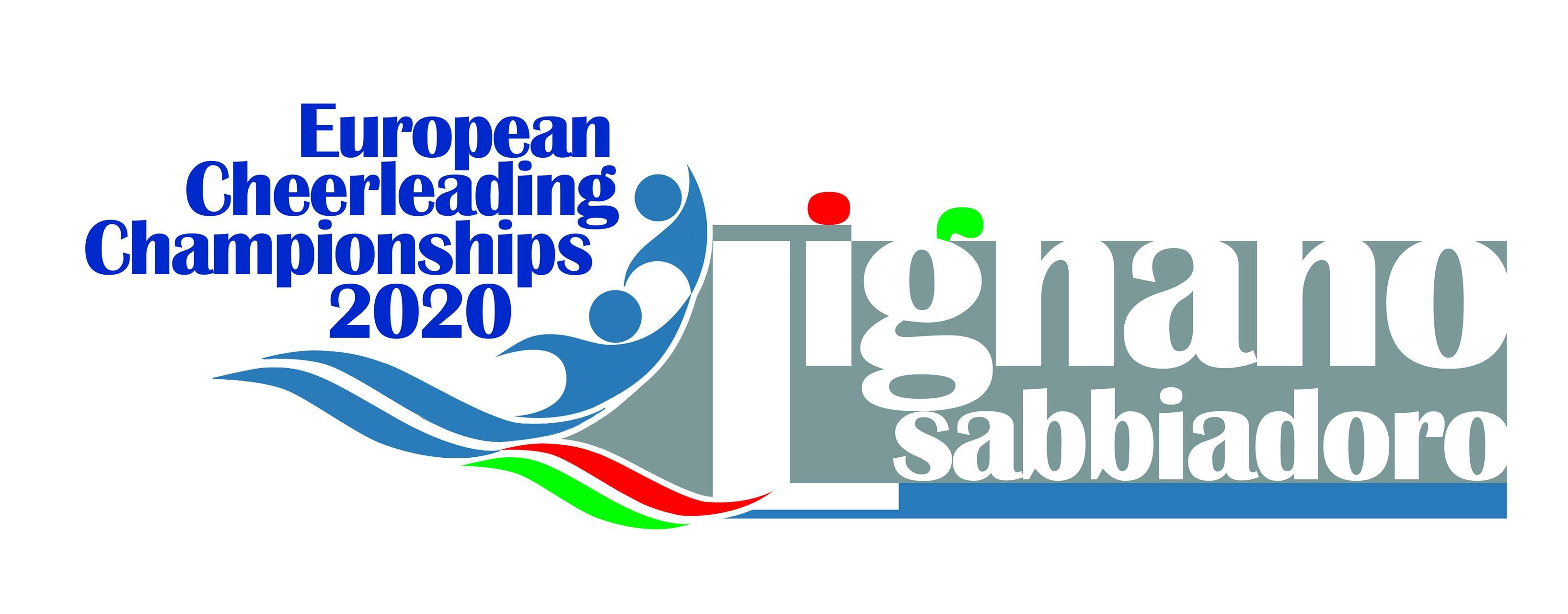 CANCELLED  -  EUROPEAN CHEERLEADING CHAMPIONSHIP 2020 @ LIGNANO - SABBIADORO, ITALY