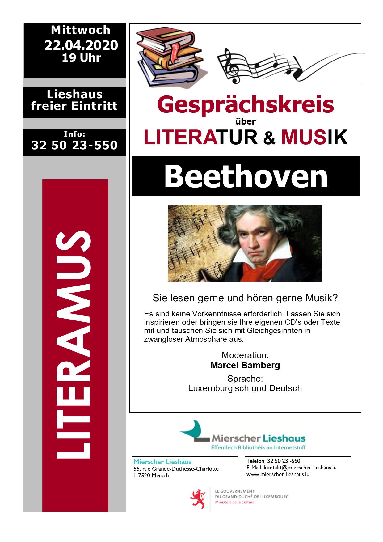 LITERAMUS - Beethoven
