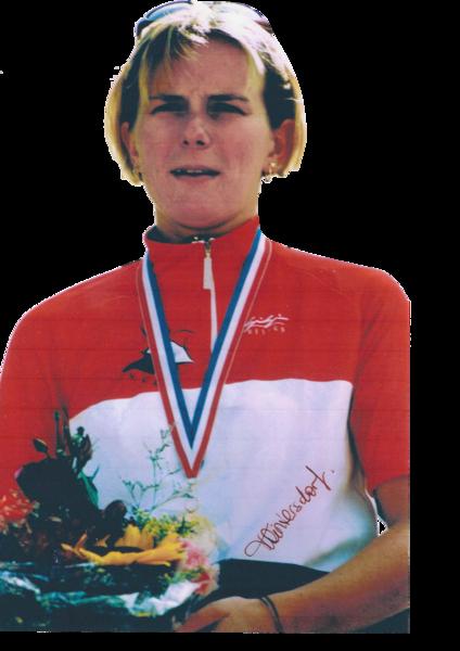 Randonnée VTT Tanja Wintersdorf