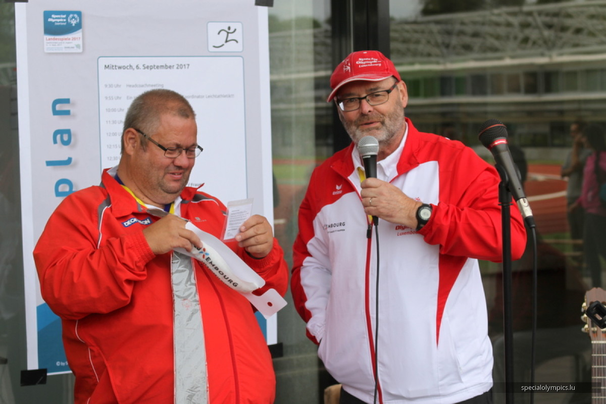 Special Olympics Saarland National Games