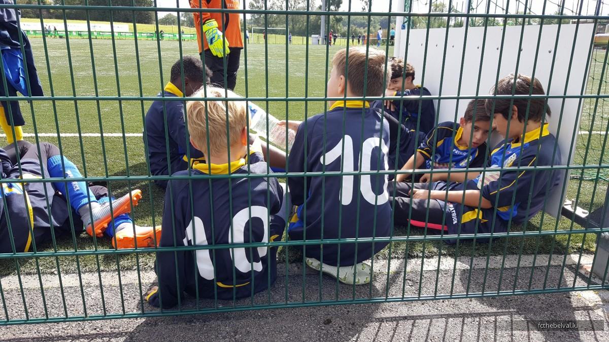 Jugend CUP 2017 Kaerjeng
