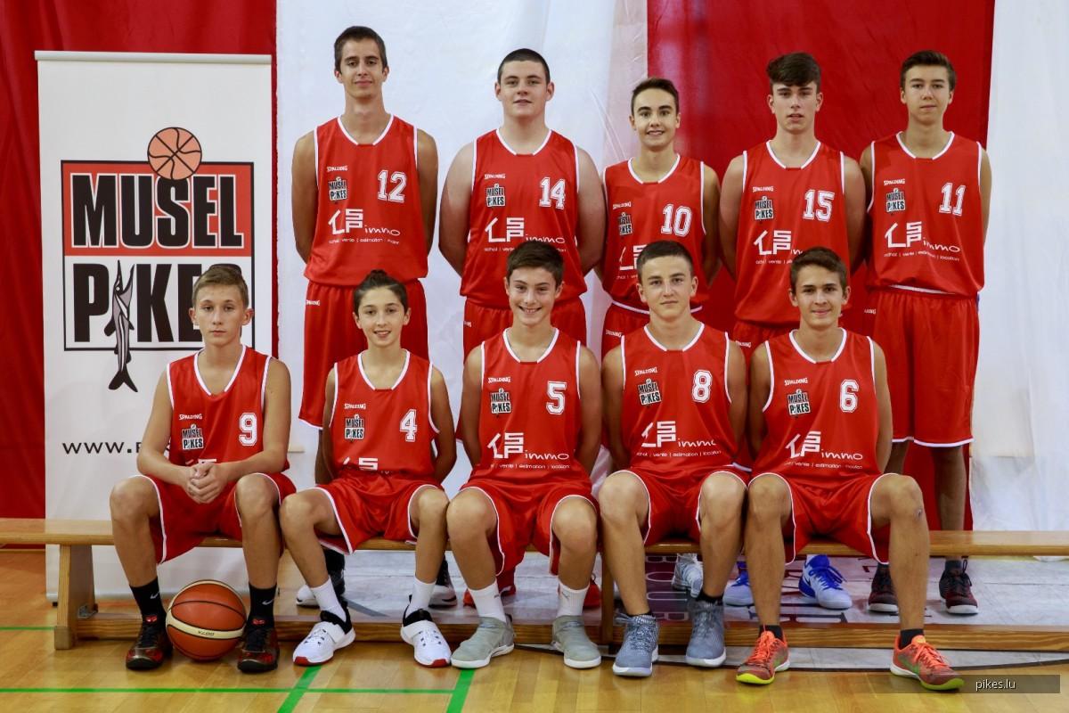 Youth teams 17-18