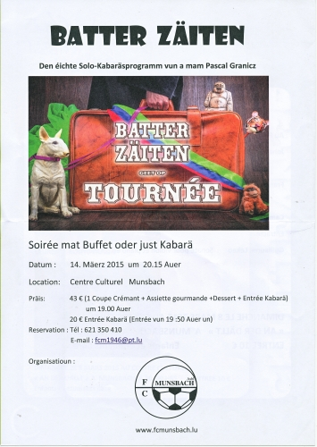 Kabarä---Batter Zäiten 2015