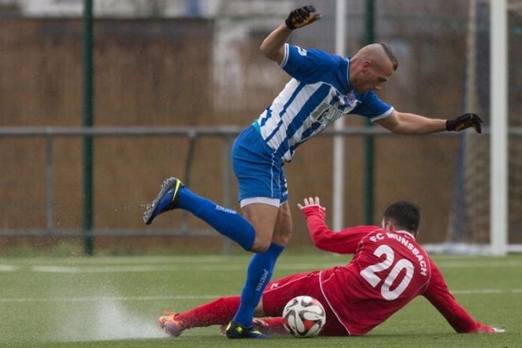 FC Munsbach-AS Porto Luxembourg