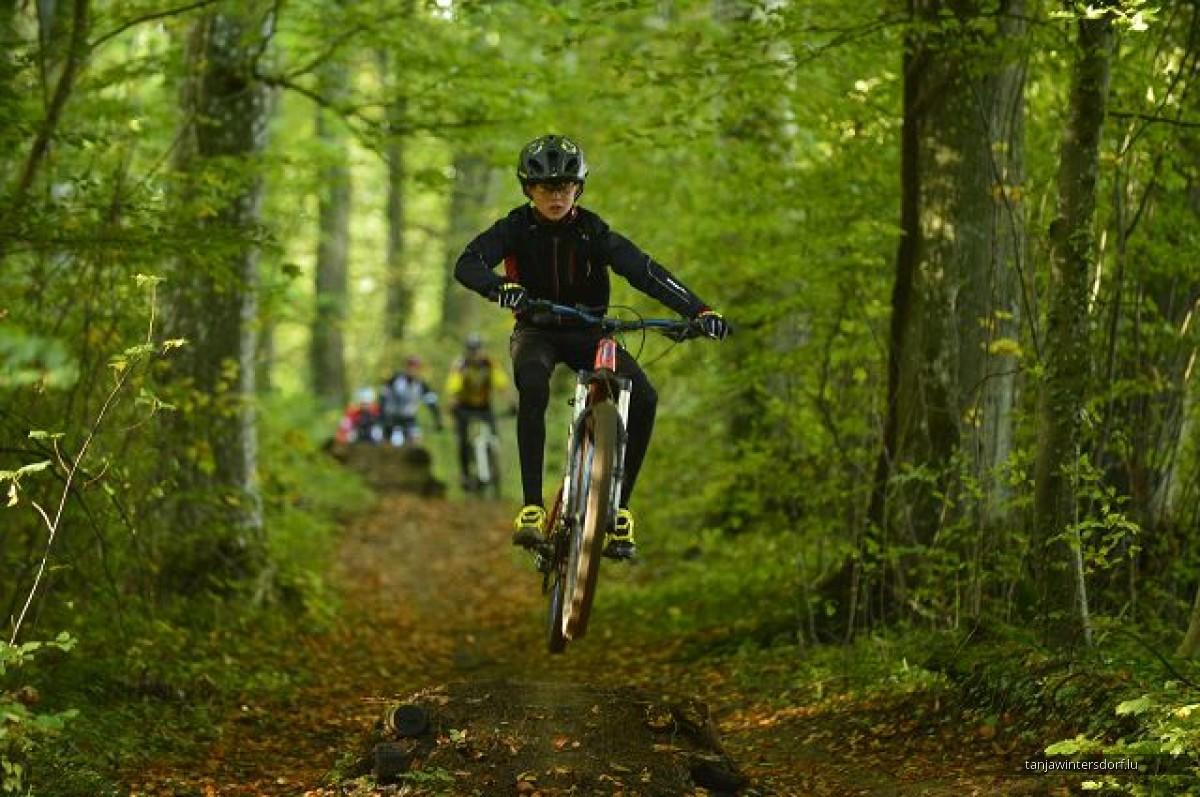 6 randonnée  VTT Tanja Wintersdorf part 3
