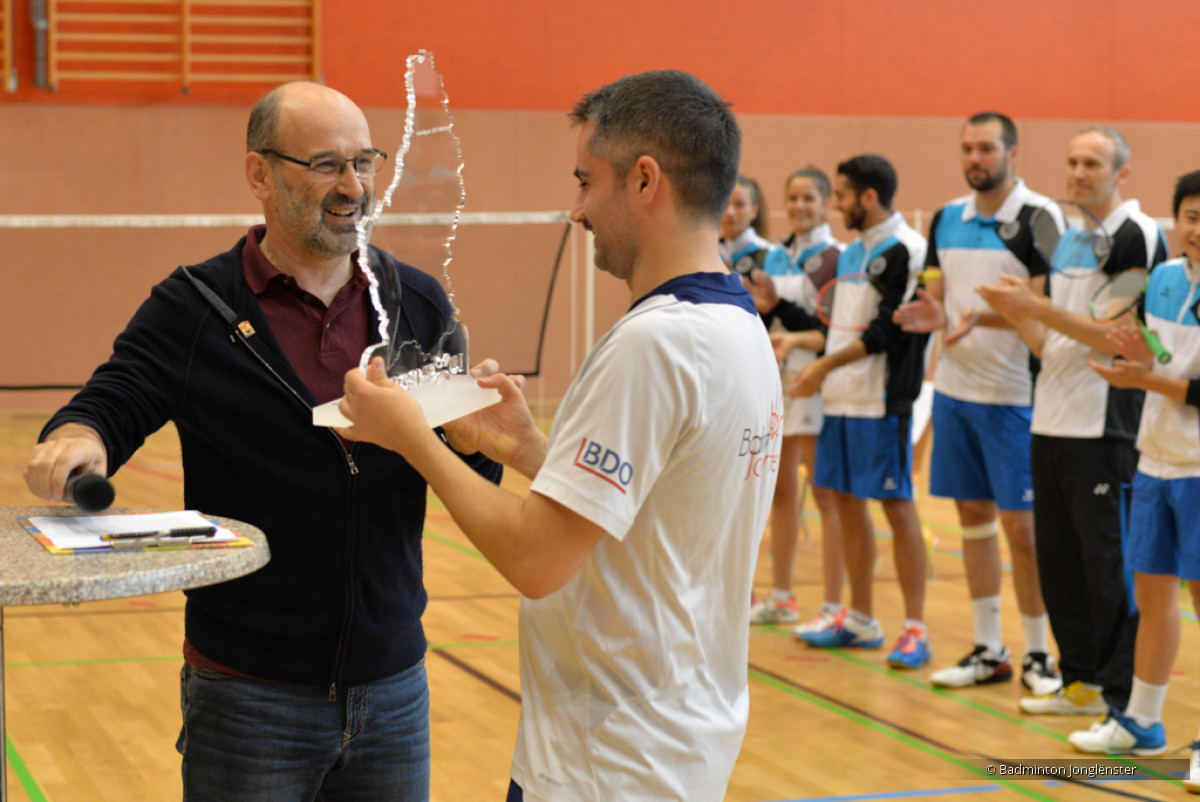 2017 Championnat Division Nationale Journées 1 et 2