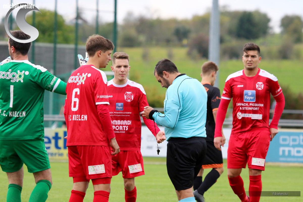 FC Kielen - AS Wëntger 8.10.2017