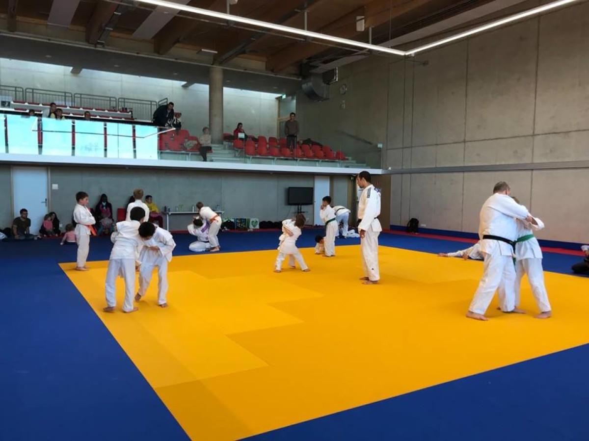 Open-Mat-Training in Stroossen