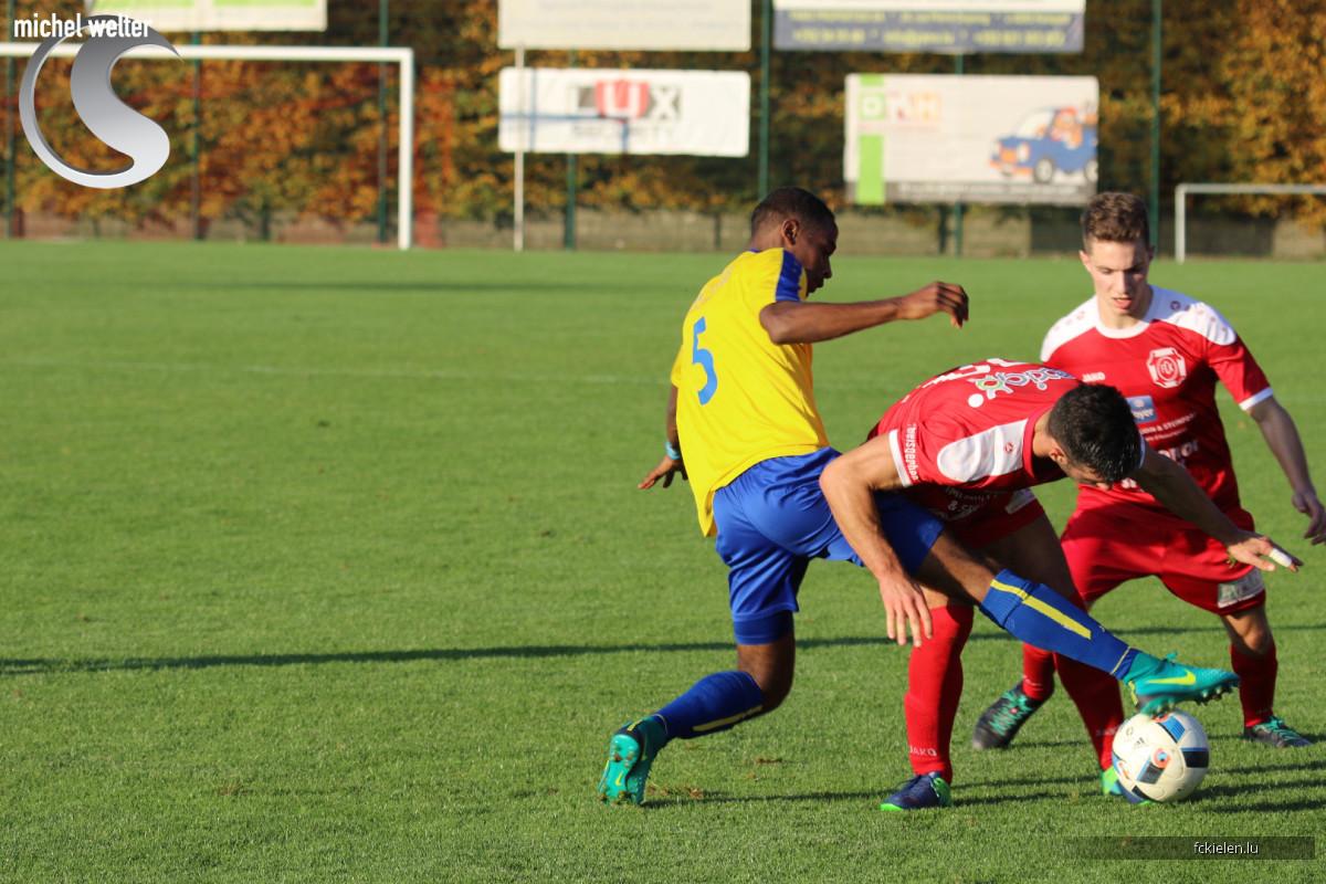 FC Kielen- Miersch 15.10.2017