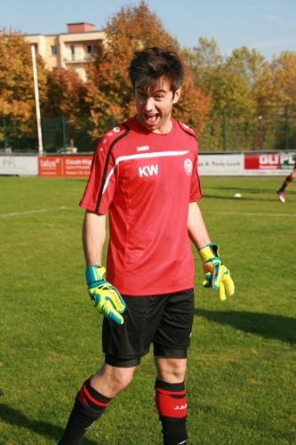 Seniors 1: Una - Mühlenbach (19.10.2014)