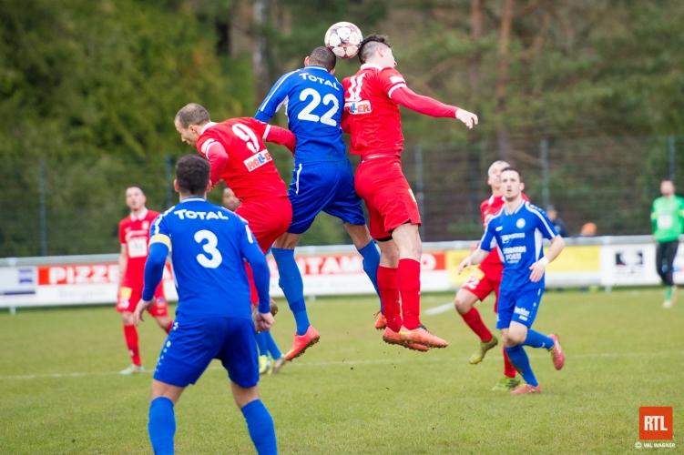 USR vs FCD03 2-5 Coupe de Luxembourg