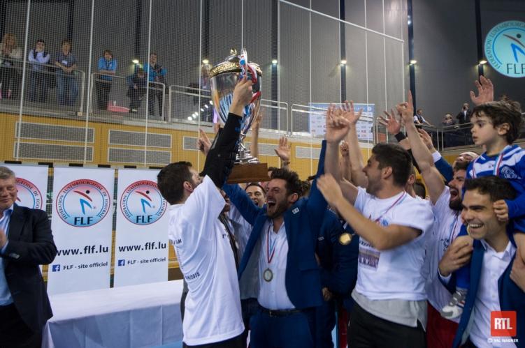 Coupe de Luxembourg Futsal Bettembourg-Munsbach