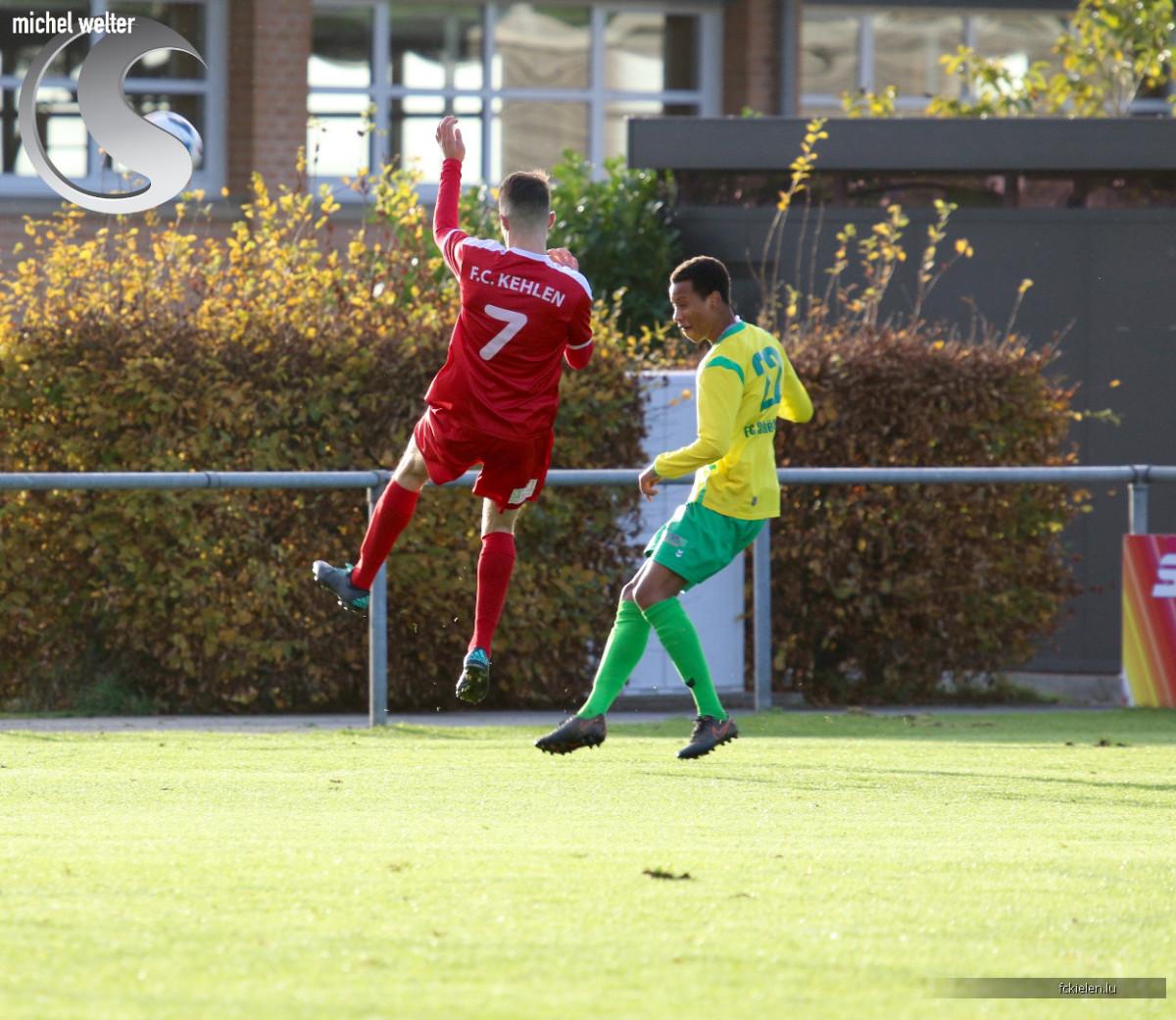 FC Kielen - FC Schëffleng 29.10.2017
