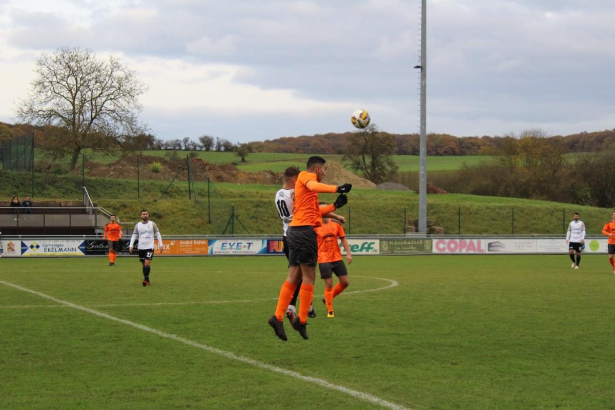 FC Berdenia Berbourg vs. FC Jeunesse Junglinster (05.11.2017)