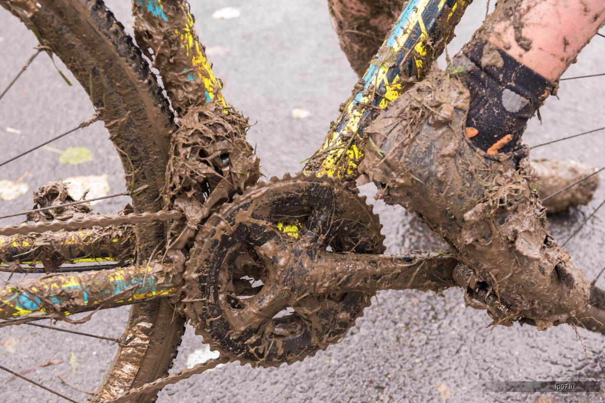Cyclo-Cross zu Dummeldeng