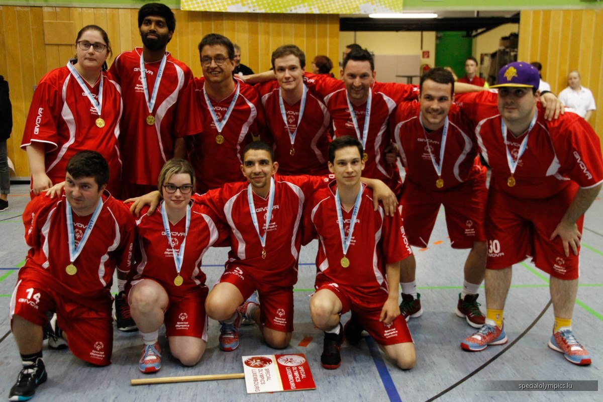 Tournoi Unifié de Basketball à Nuremberg (ALL)