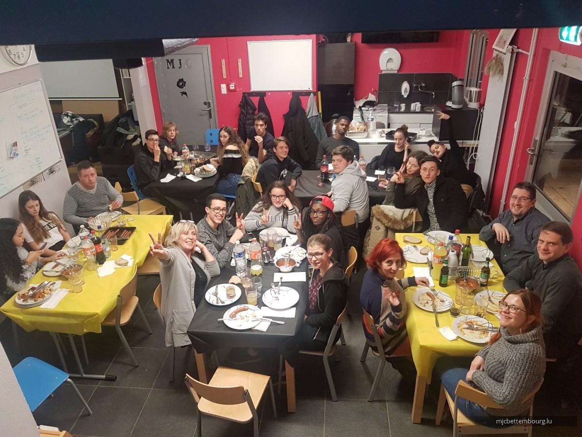 02/12/2017 - Repas Laurent
