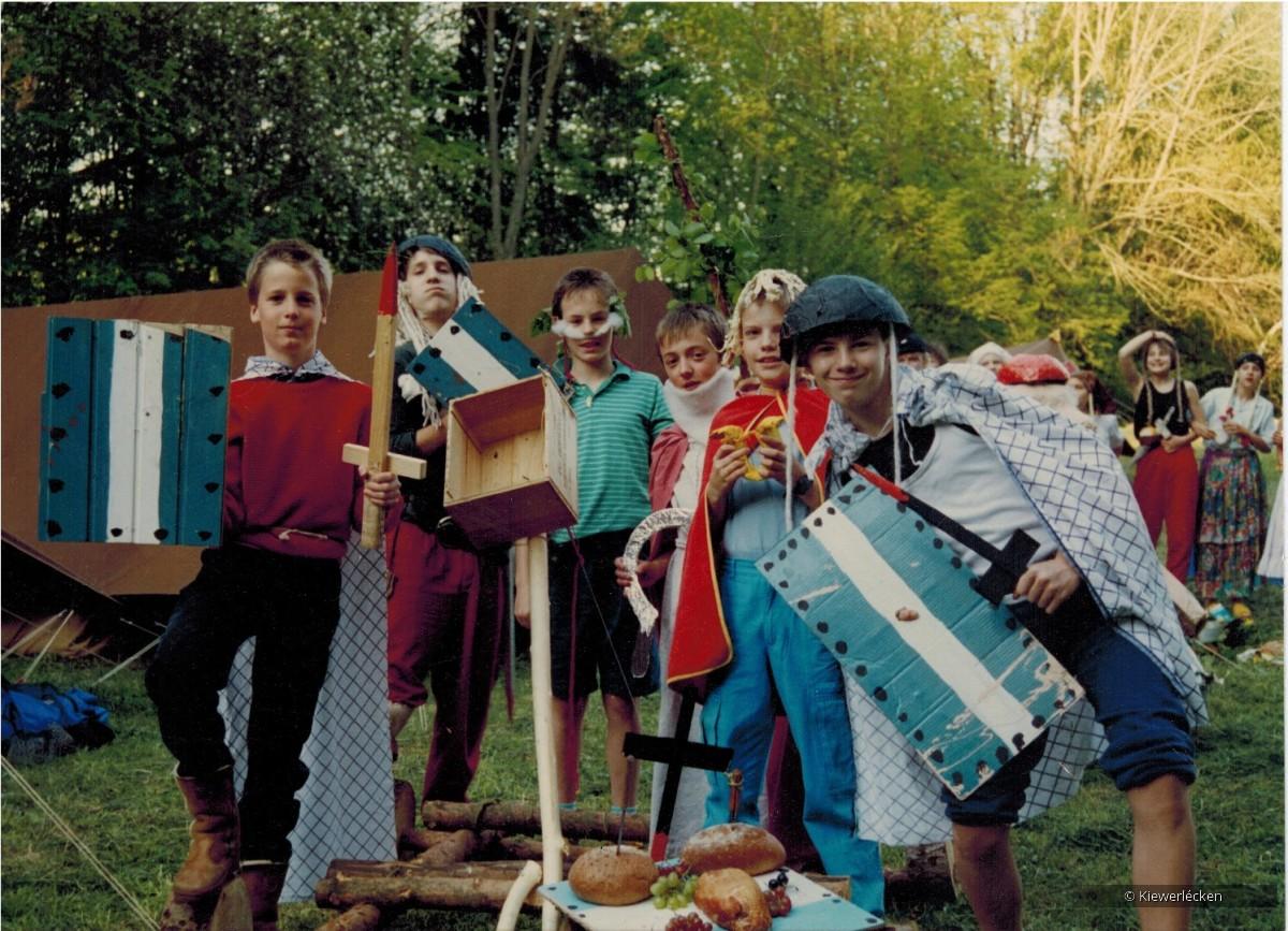 40 Joer Kiewerlecken