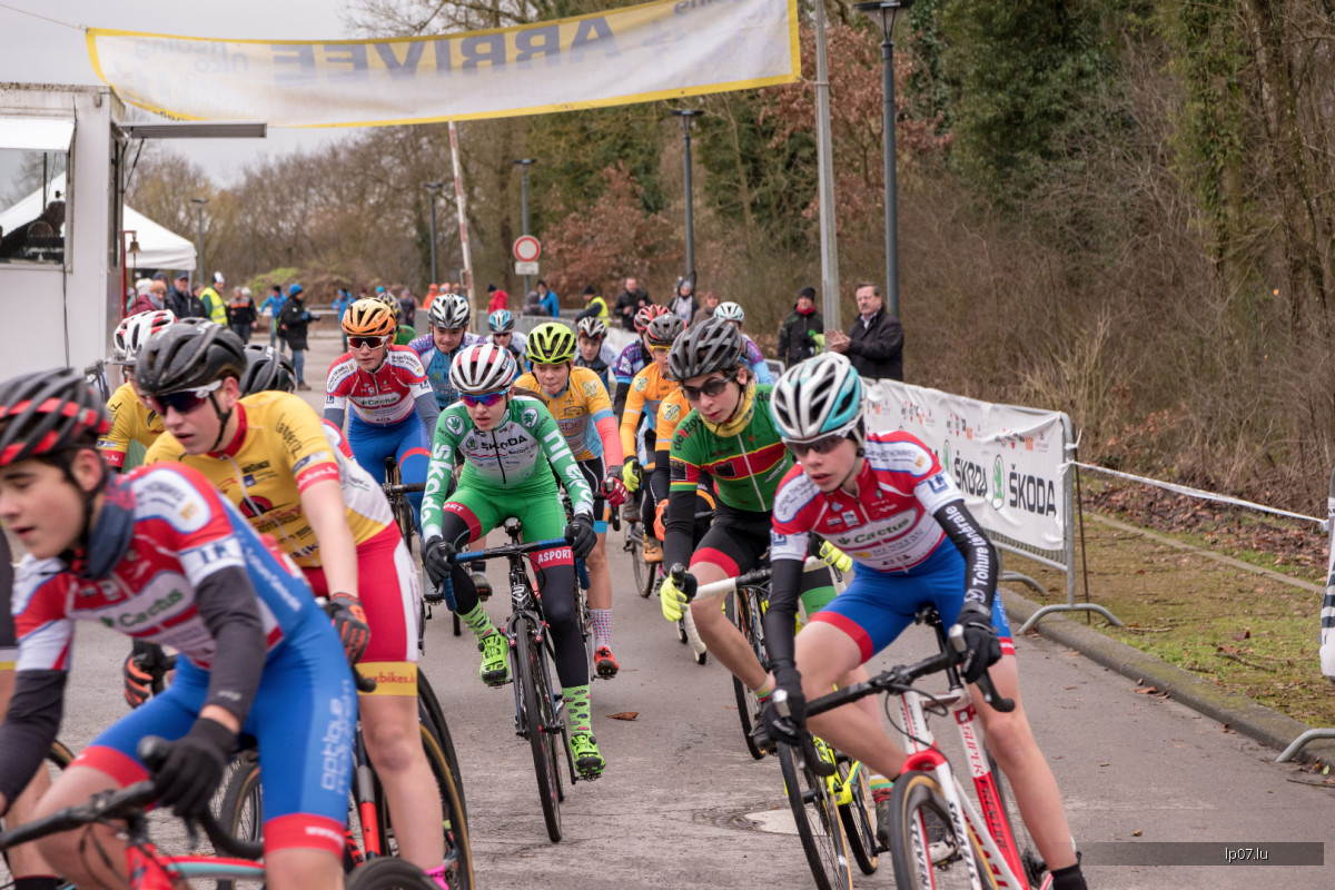Cyclo-Cross Alzeng