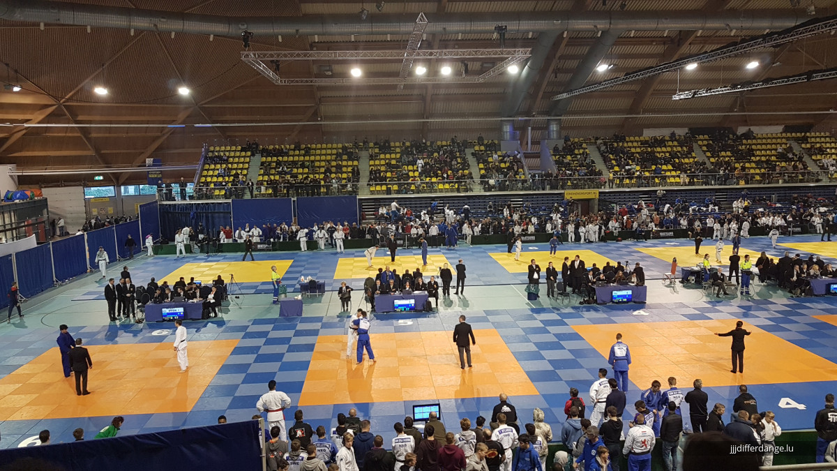 Fotoen vun Dutch Open zu Eindhoven