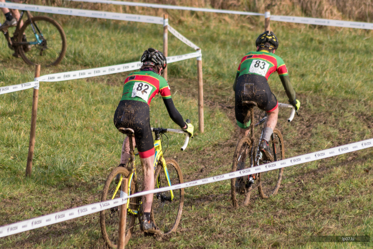 Cyclo-Cross Leideleng