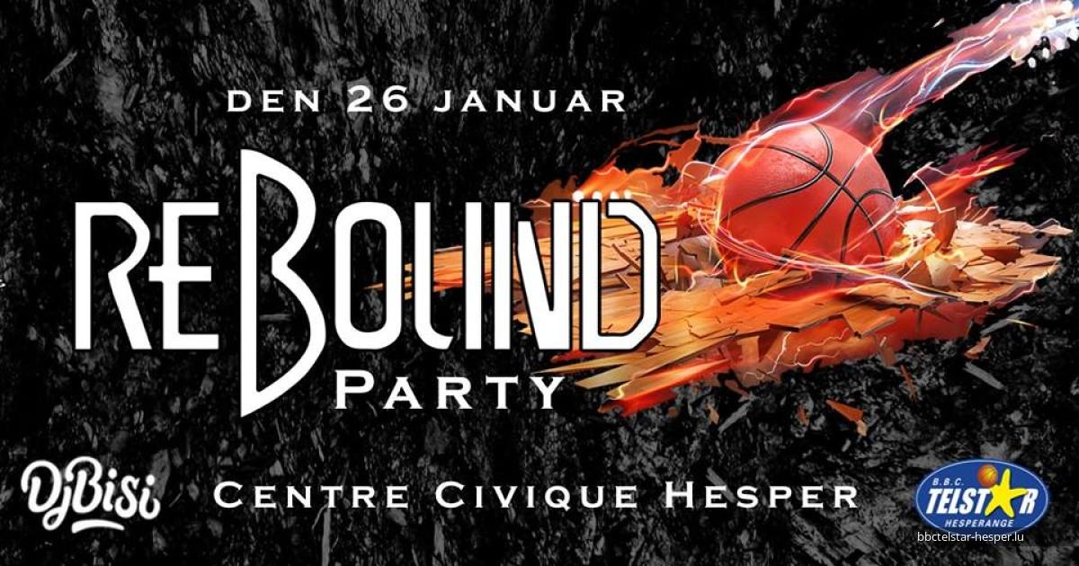 Rebound Party 2018