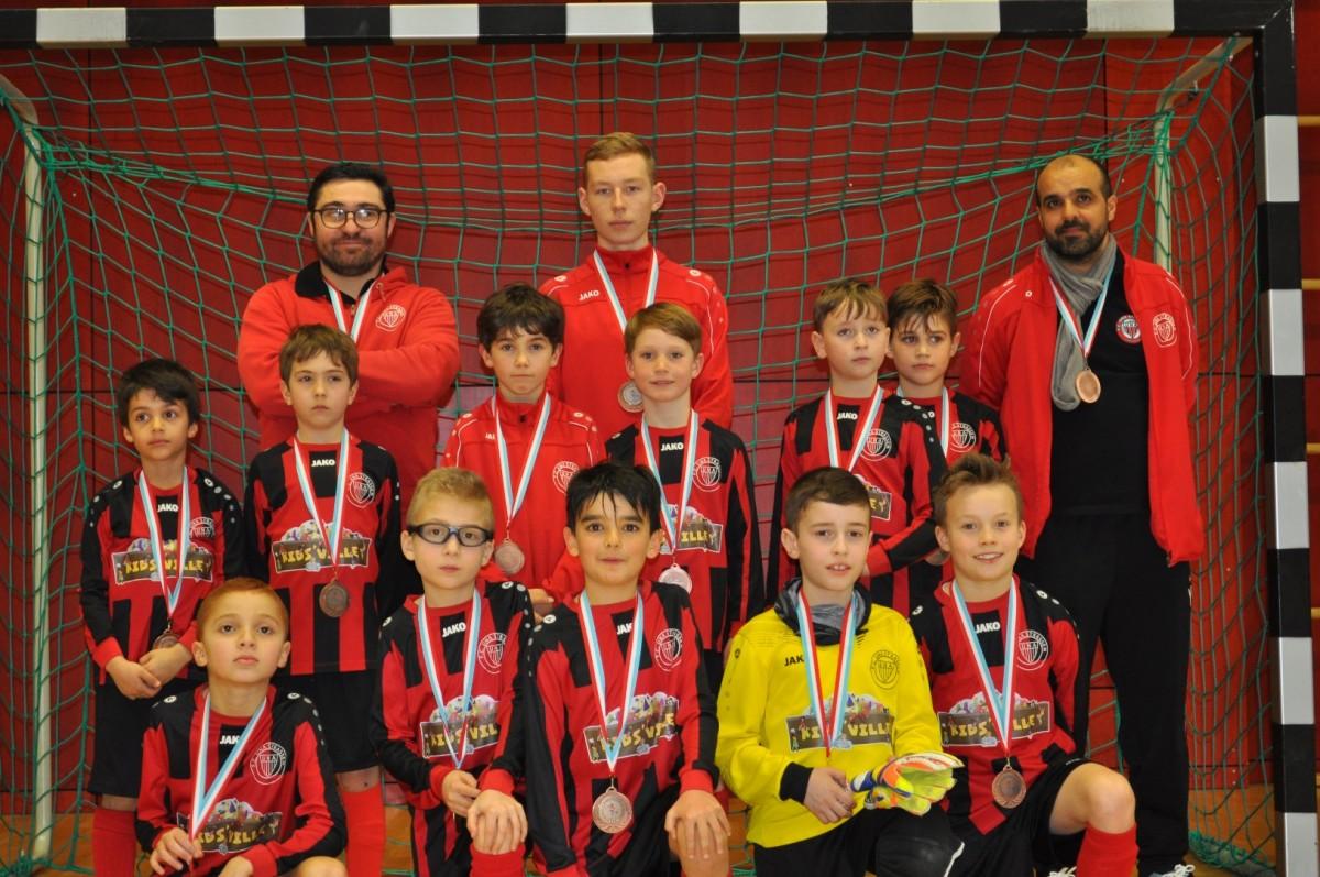 LALUX Futsal Finale 04.03.2018