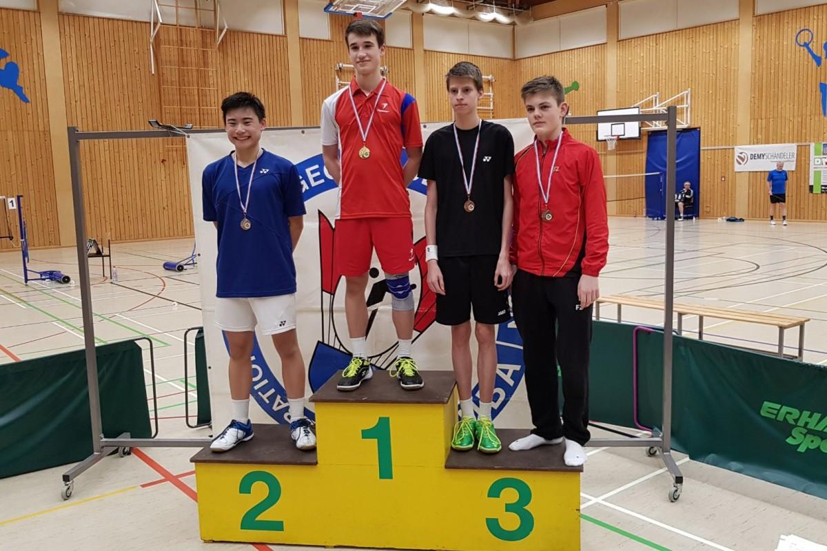 2018 Championnat individuel jeunes